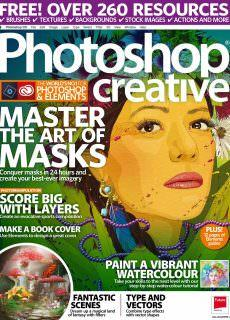 Photoshop Creative – April 2018