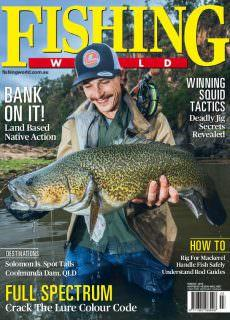 Fishing World – March 2018