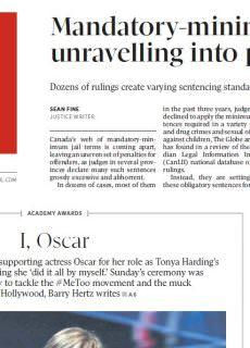 The Globe and Mail – 05.03.2018