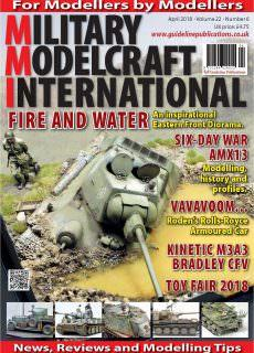 Military Modelcraft International – April 2018