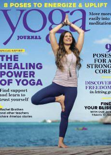 Yoga Journal USA – March 2018