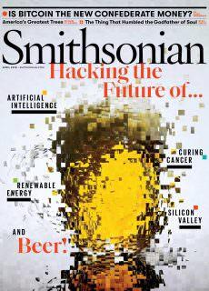 Smithsonian Magazine – April 2018