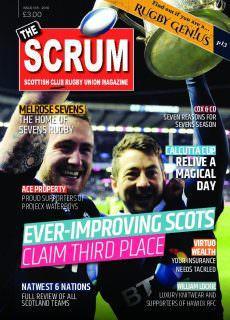 SCRUM Magazine – April 2018