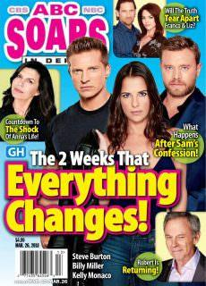 ABC Soaps In Depth – March 26, 2018