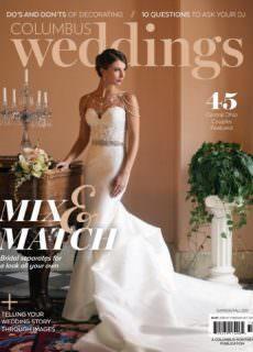 Columbus Weddings – Summer-Fall 2017