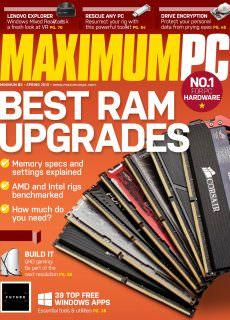 Maximum PC – April 2018