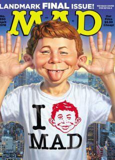 MAD Magazine – May 2018
