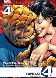 Fantastic Four 563 (2009)