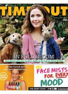 Time Out – 14 February 2018