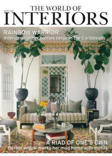 The World of Interiors – March 2018
