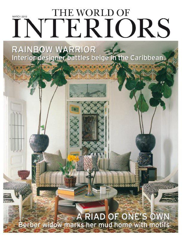 The World Of Interiors U2013 March 2018