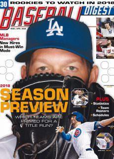 Baseball Digest – 01.03.2018