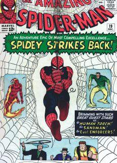 Amazing Spider-Man v1 019 [1964]