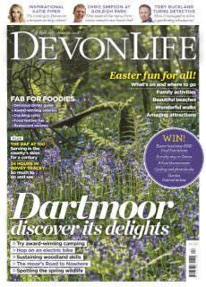 Devon Life – April 2018