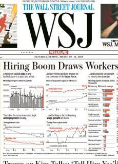 The Wall Street Journal – 10.03.2018 – 11.03.2018