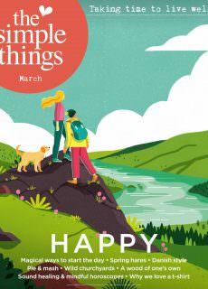 The Simple Things – March 2018