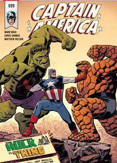 Captain America 699 (2018)