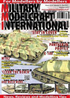 Military Modelcraft International – March 2018