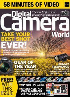 Digital Camera World – April 2018