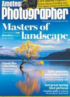 Amateur Photographer – 31 March 2018