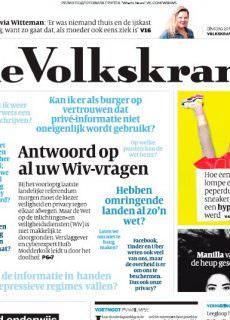 De Telegraaf – 20.03.2018