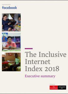 The Economist (Intelligence Unit) – The Inclusive Internet Index 2018 Executive Summary (2018)