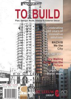 To Build Magazine – March-June 2018