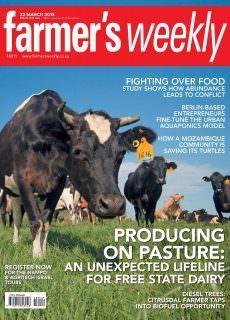 Farmer's Weekly – 23 March 2018