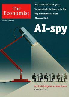 The Economist Asia Edition – March 31, 2018
