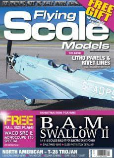 Flying Scale Models – Issue 221 (April 2018)