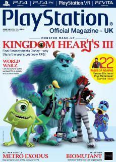 PlayStation Official Magazine UK – May 2018