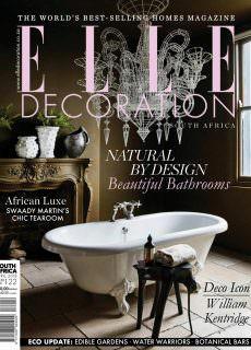 Elle Decoration South Africa – April 2018