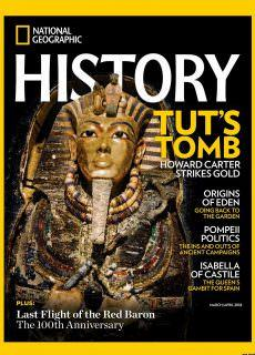 National Geographic History – January 23, 2018