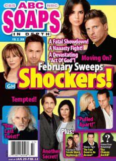 ABC Soaps In Depth – 22 January 2018