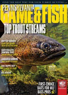 Pennsylvania Game & Fish – April 2018