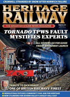 Heritage Railway – March 04, 2018