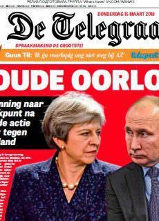 De Telegraaf – 15.03.2018
