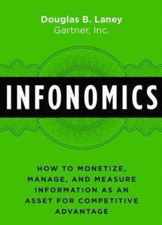 Infonomics How to Monetize, Manage, and Measure Information As an Asset for Competitive Advantage
