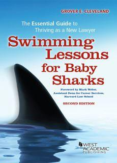 Swimming Lessons for Baby Sharks (Career Guides), 2nd Edition
