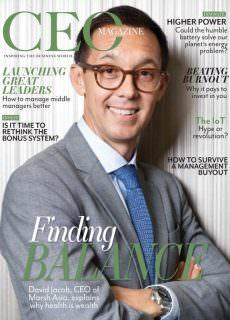 The CEO Magazine Asia – February 2018