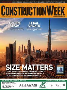 Construction Week Middle East – March 03, 2018