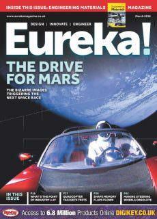 Eureka Magazine – March 2018