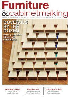 Furniture & Cabinetmaking – April 2018