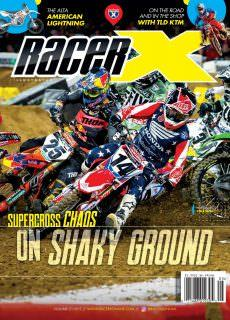 Racer X Illustrated – May 2018