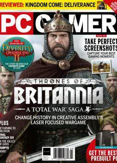 PC Gamer USA – May 2018