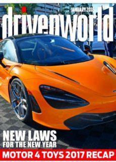 Driven World — January 2018
