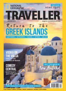 National Geographic Traveller UK – April 2018