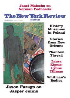 The New York Review of Books – March 22, 2018