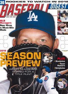 Baseball Digest – March 2018