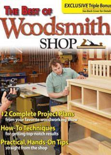 Woodsmith Magazine – The Best of Woodsmith Shop 2018